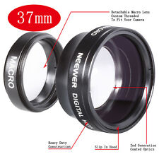 Foxlux 37mm Super Wide Angle Lens 0.45x Professional HD