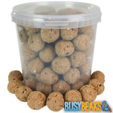 BusyBeaks Suet Fat Balls - High Energy Feed Wild Garden Bird Food Treats