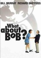 WHAT ABOUT BOB? NEW DVD