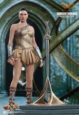 Hot Toys MMS424 Wonder Woman Training Armor Version Gal Gadot 1/6 New