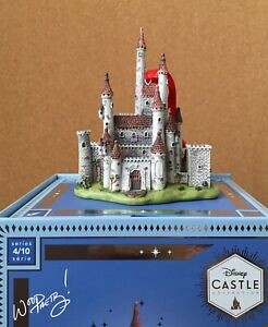 2020 Disney Limited Release Snow White Evil Queen Castle Collection Ornament NIB