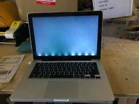 """13"""" Apple MacBook Pro 2.4GHz / 4GB Ram / 250GB """" WQ0422K1ATM """" Please Read AS is"""