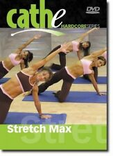 CATHE FRIEDRICH HARDCORE SERIES STRETCH MAX DVD NEW SEALED STRETCHING WORKOUT