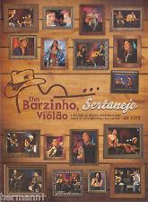 Um Barzinho Um Violão Sertanejo (DVD Digipack, 2009, Sony Music) 886975649693