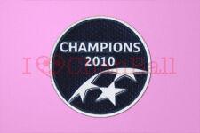 UEFA Champions League Winner 2009-2010 Inter Milan Sleeve Soccer Patch / Badge