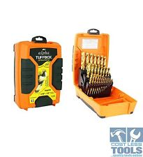 "Alpha 29 Piece TiNite Gold Series Imperial Drill Set 1/16-1/2"" SI29PB"