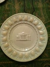 Fitz and Floyd Omnibus Thomas Jefferson Monticello Collective Plate