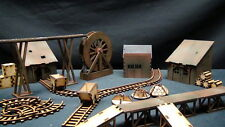 TTCombat - Wild West Scenics - WWS008 -  Industrial Set