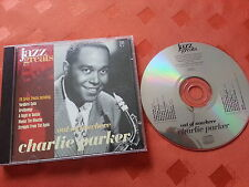 JAZZ GREATS Charlie Parker CD album A1 condition 1st class post 1 day dispatch