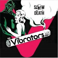 Slow Death [Single] by The Vibrators Vinyl Get me a Beer On My Way To Hell Punk
