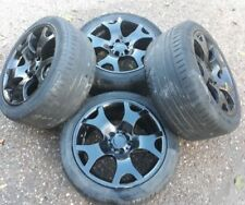 X5 Borbet Wheels with Tyres