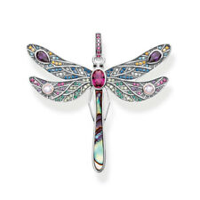DRAGONFLY PENDANT/NECKLACE by Pandora's Kings S925 Sterling Silver NEW