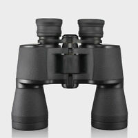20X50 Night Vision Waterproof Anti-fog Binoculars HD Compass Rangefinder Scope