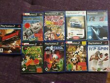 Playstation 2 PS2 9 Spiele Games Sammlung gebraucht