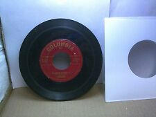 Old 45 RPM Record - Columbia 4-37194 - Harry James - Flight of the Bumble Bee