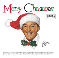 Bing Crosby - Merry Christmas (Vinyl LP, 2014) • NEW • Holiday