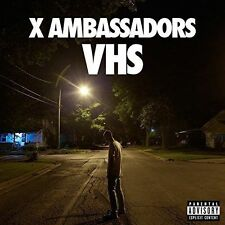 VHS 0602547389374 by X Ambassadors CD