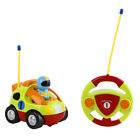 Toys for Boys LED Light Electric Radio Control Race/Police Car Children Gift US