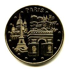 75007 4 monuments, 2011 EVM, Monnaie de Paris