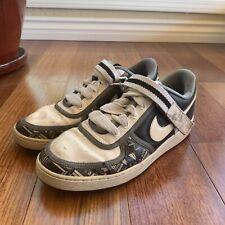 Nike Vandal Low Basketball Casual Fashion Shoe Mens 12 Anthracite 312456-013