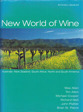 New World of Wine By Max Allen etc. 159 Page Hardback Book *NEW* FREE UK P&P
