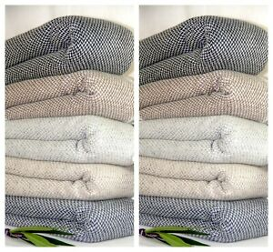 Thick Cashmere Blanket Wrap Throw Large Shawl Scarf Pashmina Bed Sofa Couch