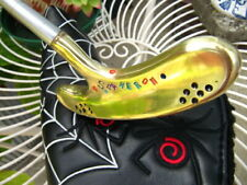 Scotty Cameron.Titleist. Right handed bullseye flange putter.Custom