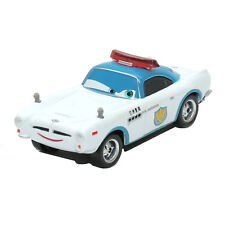 Mattel Disney Pixar Cars 2 Security Guard Finn McMissile 1:55 Diecast Toy Loose