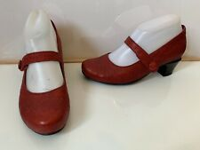 Wolky Smart Leather Shoes Size UK 3 EU 36