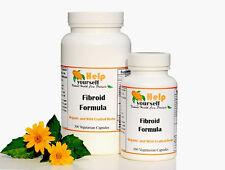 Fibroid herbal formula  100 Veg Caps organic, kosher, halal, wild-crafted