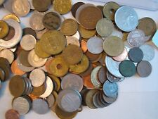 LOT OF U.S. & WORLD COINS & MORE- 1940'S & 1950'S *& MORE -  UNSEARCHED - BB-1
