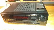 SONY STR-D790 Vintage Stereo Surround Receiver w/ Remote! SERVICED & TESTED!!