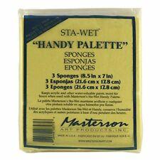 Masterson Sta-Wet Handy Palette pack of 3 handy palette sponges 8 1/2 in. x 7#44
