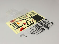 NEW Kyosho BL60 Clear Body w/Decals BLIZZARD FR FREE US SHIP