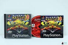 ★ Playstation PS1 Spiel - ROCK & ROLL RACING 2: Red Asphalt - Komplett in OVP ★