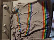 Rainbow dash shirt rainbow stripes shirt size mens large