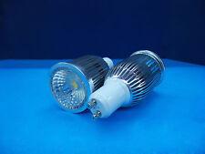 LAMPADA FARETTO LED GU10 9W 220V LUCE CALDA FREDDA NATURALE PURE DIMMERABILE