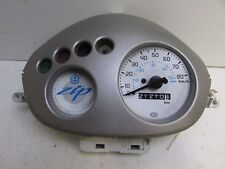 Piaggio Zip50 Zip 50 2003 Clocks Speedo Assembly 21210 Miles