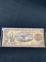 1914 GOBIERNO PROVISIONAL DE MEXICO CIRCULATED 2 Pesos Note