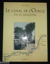 Le canal de l'Ourcq - vie et anecdotes - M. Mérille - Marinier - Cartes postales