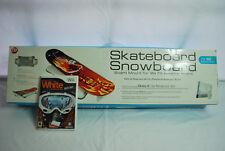 Nintendo Wii Skateboard/Snowboard w/ Shaun White Game