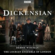 DICKENSIAN  CD  DEBBIE WISEMAN SOLD OUT