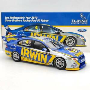 Classic 1:18 Lee Holdsworth's 2012 Stone Brothers Racing Ford FG Falcon #4 18505