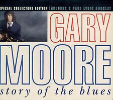 Gary Moore: Story of the blues (Special Collectors Edition) (CD single/Digipack)