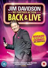 Jim Davidson Live  No Further Action [DVD]