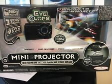 Eyeclops Mini Projector