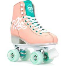 Rio Roller Skates Size 40.5 Eur (9 Us)Peach/Green