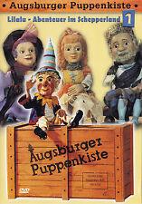 AUGSBURGER PUPPENKISTE - DVD - LILALU - ABENTEUER IM SCHEPPERLAND 1
