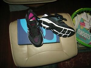 ASICS Womens GT-2000 7 Running Shoe, Size 6 Black/Skylight, MSRP-$115.00
