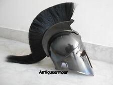 Greek Corinthian Armour Helmet-Athenian Spartan Knight Crusader Helmet